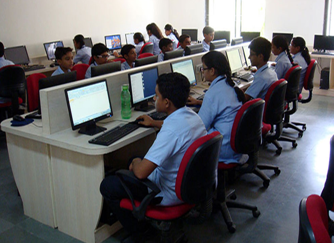 Pinnacle Public School Computer Labs
