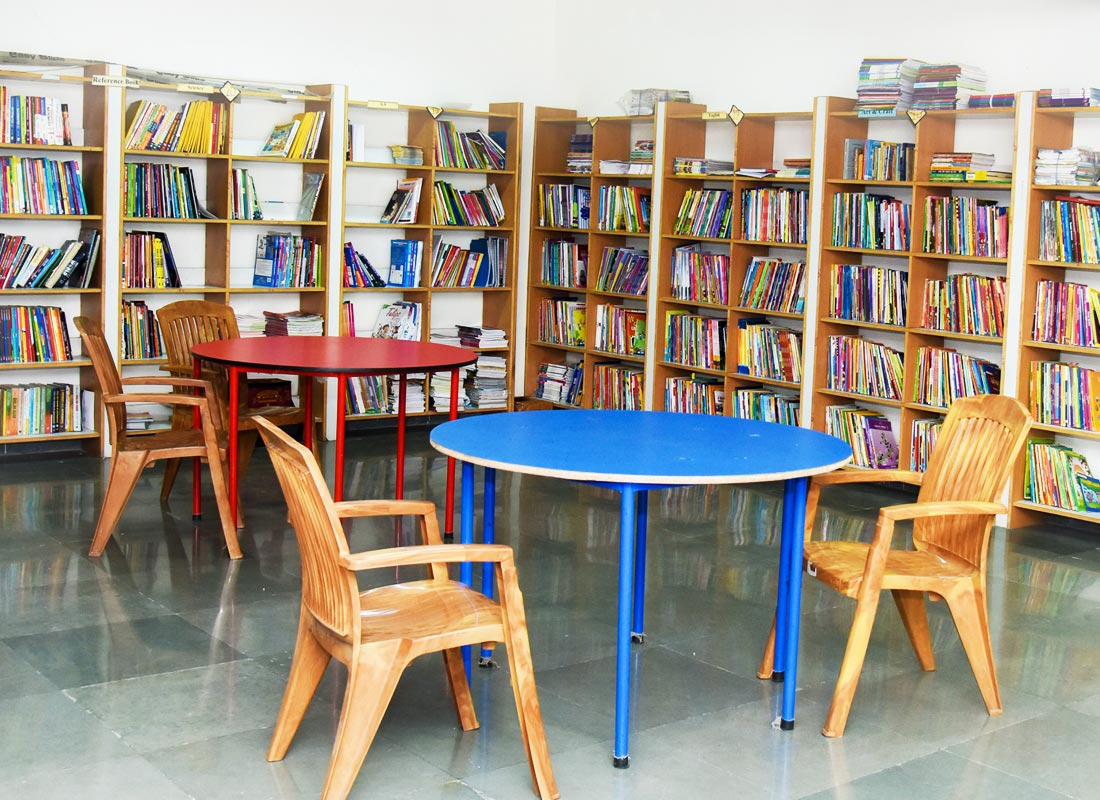 Pinnacle Public School Library